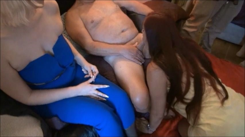 [SD] Red Heaven Media Persuaded To Watch No 2 Part 1 Red Heaven Media - ManyVids-00:09:57 | Party Game,Orgy,Gangbangs,Group Sex,Blowjob - 66,7 MB
