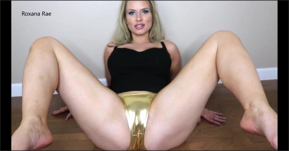 [HD] Roxana Rae - Pathetic Panty Fucker Miss Roxana Rae - Manyvids-00:11:25 | Size - 652,2 MB
