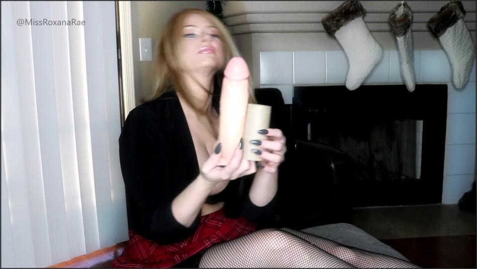 [Full HD] Roxana Rae - TP Test - Teasing Miss Roxana Rae - Manyvids-00:09:46 | Size - 1,4 GB