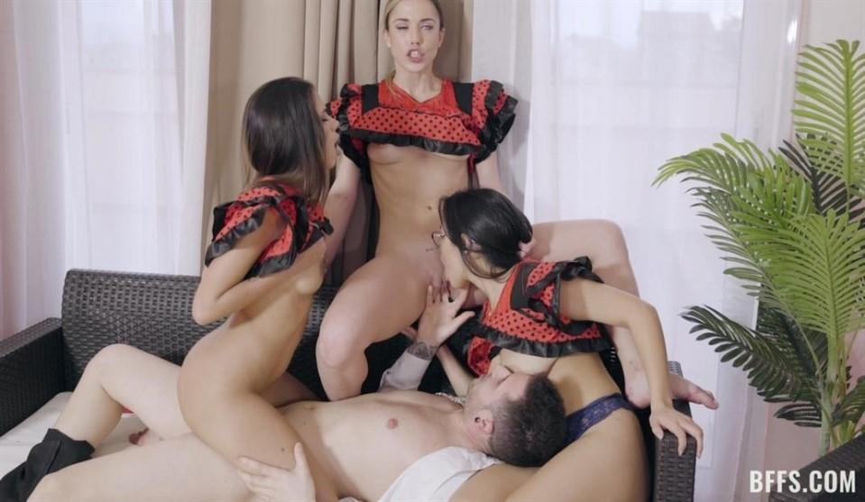 [Full HD] Sahily Sweet, Anastasia Brokelyn, Baby Nicols Sahily Sweet, Anastasia Brokelyn, Baby Nicols - SiteRip-00:27:43 | Hardcore, Foursome Fffm, Teens, Blowjob, Facial Cumshot - 2,3 GB