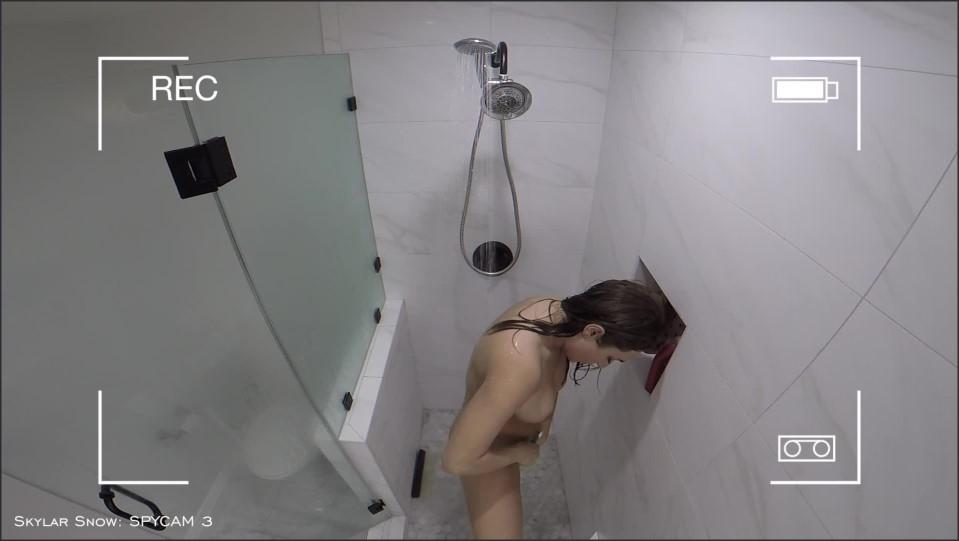 [Full HD] Skylarsnowxxx Spycam Skylars Shower SkylarSnowXXX - ManyVids-00:15:30 | Big Tits,Boy Girl,POV,POV Sex,Smoking - 1,1 GB