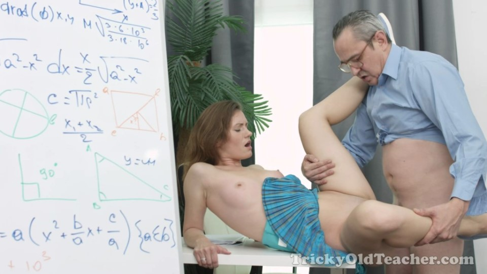 [HD] Sofy Torr aka Sofy Soul - Innocent Student gets her Pussy Fucked by Teacher Mix - SiteRip-00:26:40   Teen, Reality, Old and Young, Hardcore, Teacher - 978,4 MB