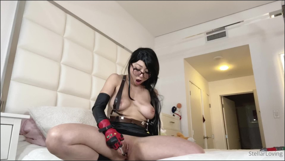 [Full HD] stellarloving tifa lockhart squirt first time njoy StellarLoving - ManyVids-00:02:36 | Cosplay,Cosplaying,Dildo Fucking,Squirt,Squirting - 115,8 MB