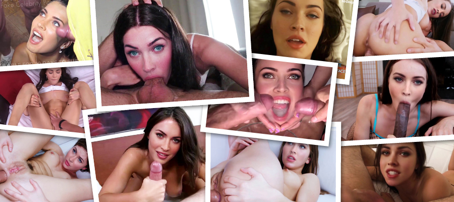 Megan Fox Deepfake Videos 11.1 GB
