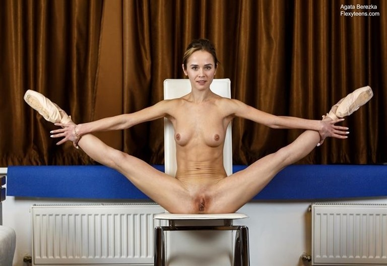 [Full HD] 2018-03-16 Agata Berezka Mix - SiteRip-00:11:03 | Flexible, Posing, Gymnastics - 804 MB