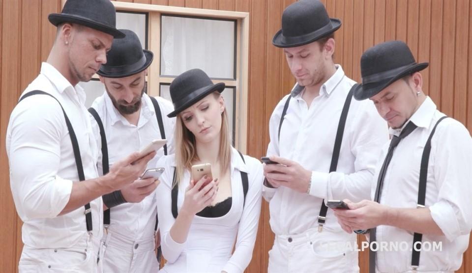 [Full HD] A. Shine Gets Triple Milk Dose &Amp; Dap Gapes Etc. Let The Story Rage On GIO274 Lola Shine - SiteRip-01:01:20 | Gape, DAP, Anal, Gangbang, A2M - 5,3 GB