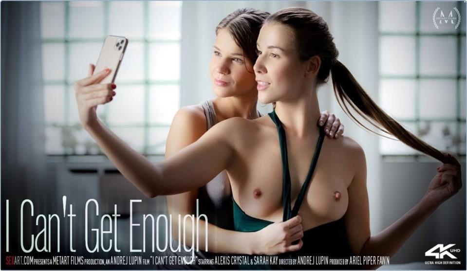 [4K Ultra HD] Alexis Crystal &Amp; Sarah Kay - I Can'T Get Enough Alexis Crystal &Amp; Sarah Kay - SiteRip-00:20:46 | Panties, Bedroom, Fingering, Strptease, Lesbian, Barefoot, Bbreasts - 5,8 GB