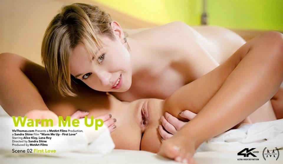[HD] Alice Klay & Lana Roy - Warm Me Up. Scene 02 First Love Alice Klay & Lana Roy - SiteRip-00:30:00 | Lesbian, Outdoors, Glasses - 872,3 MB
