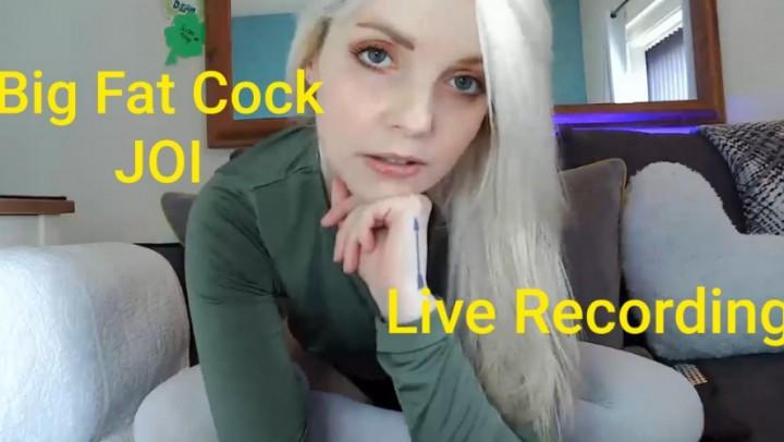 [HD] Belleblake Live Cam Big Fat Cock Joi BelleBlake - ManyVids-00:05:46 | Cock Worship,Cum Countdown,Dirty Talking,Flashing,JOI - 63 MB
