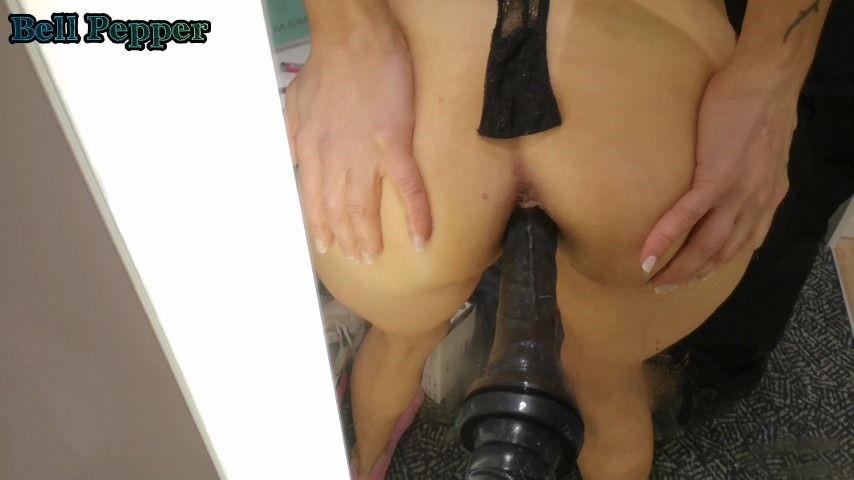 [Full HD] Bellpepper69 Anal Dildo Fun In Shopping Mall BellPepper69 - ManyVids-00:07:34   Anal Masturbation,Mirror,Deepthroat,Ass To Mouth,Ass To Pussy - 791,1 MB