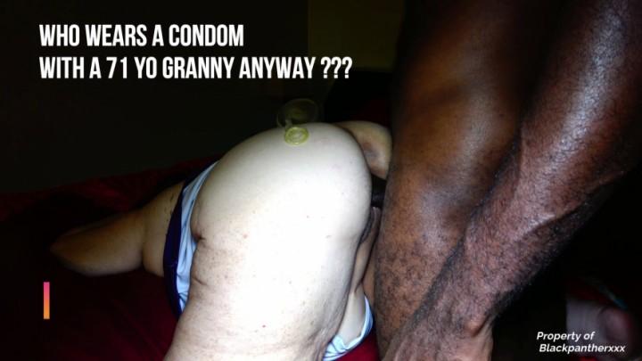 [Full HD] Blackpantherxxx 71 Savage Granny Knows It Best BlackpantherXXX - ManyVids-00:31:22   Anal,GILF,BBC,Creampie - 2,2 GB