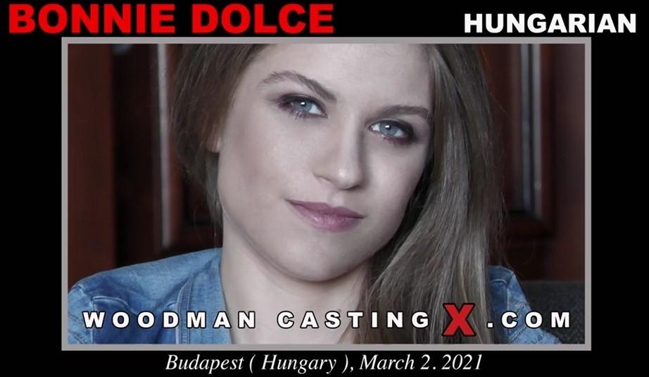 [HD] Bonnie Dolce Bonnie Dolce - SiteRip-00:20:25 | Blue Eyes, Casting, Interview, Brunette, Pierre Woodman, Long Hair, No Sex - 290,4 MB