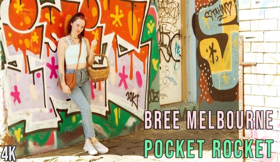 [4K Ultra HD] Bree Melbourne - Pocket Rocket Bree Melbourne - SiteRip-00:11:06 | Small Boobs, Insertion, Masturbation, Solo Girl - 1,2 GB