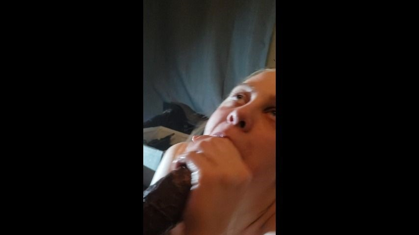 [Full HD] Brie Viano Sloppy Head Before Bed Brie Viano - ManyVids-00:07:58   Blonde,Blowjob,Gagging,Interracial,Spitting - 841,2 MB