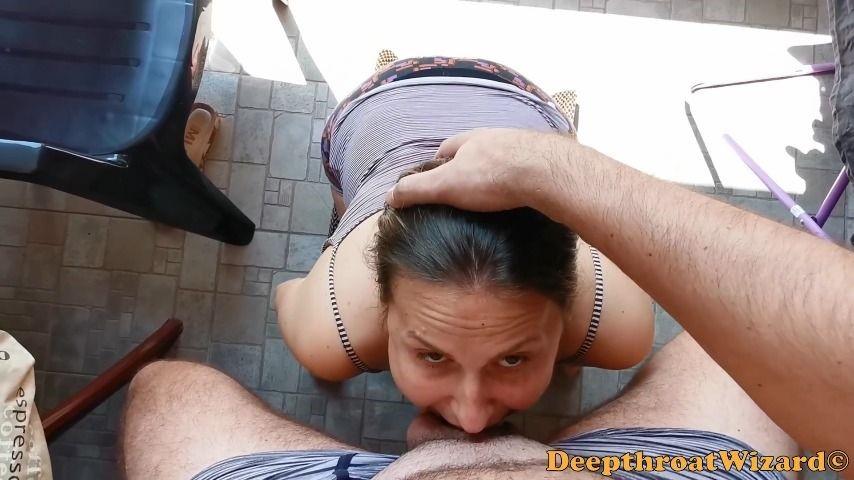 [Full HD] Deepthroatwizard Pov Throatpie Good Morning Blowjob DeepthroatWizard - ManyVids-00:09:57 | Blow Jobs,Deepthroat,Face Fucking,POV Blowjob,Throat Fucking - 376,4 MB