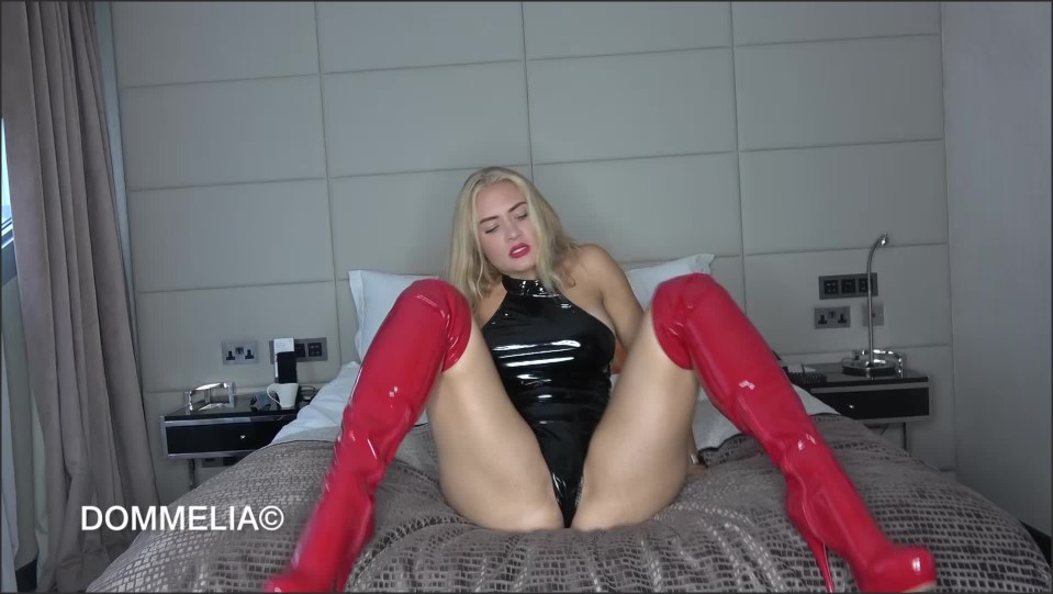 [Full HD] Dommelia - Your Masturbatrix Will See You Now Goddess Dommelia - Manyvids-00:15:25   Size - 694 MB