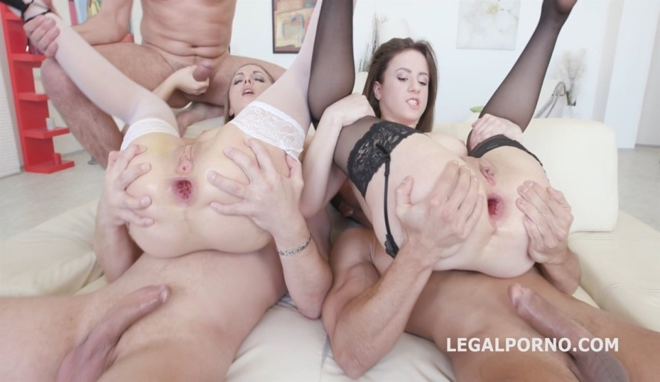 [HD] Double Addicted With Gabriella Lati And Dominica Phoenix Mix - SiteRip-00:49:33 | Gonzo, Anal - 1,6 GB