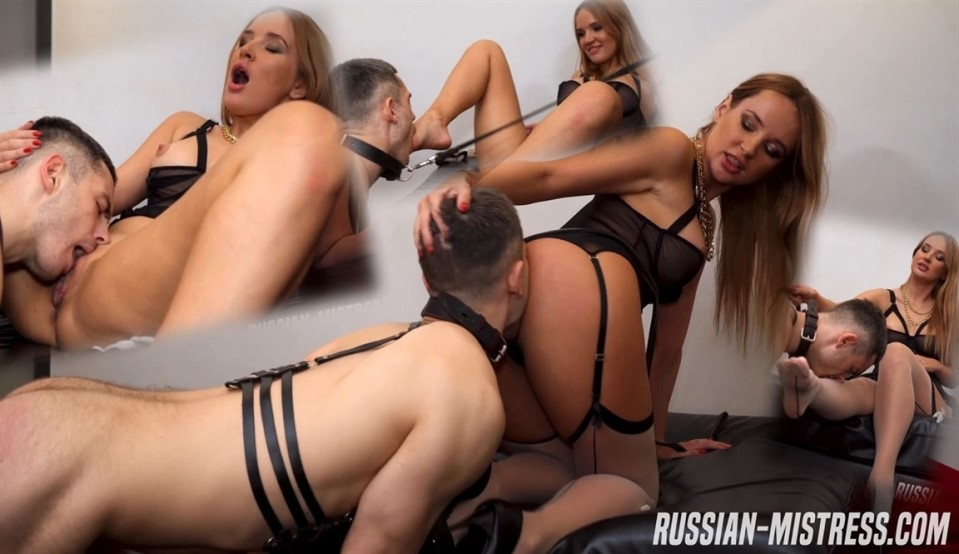 [4K Ultra HD] Eva Andersen aka Kaisa Nord Eva Andersen aka Kaisa Nord - SiteRip-00:19:15 | Foot Licking, Stockings, Pussy Licking, Boot Licking, Femdom, Russian - 1,1 GB