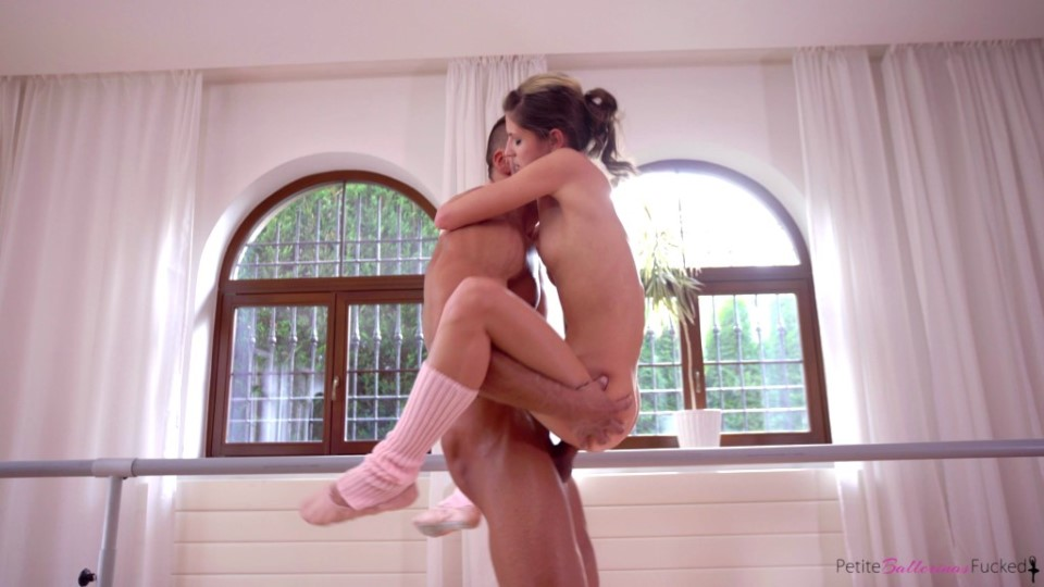 [Full HD] Gina Gerson - Little Russian Dancer Gina Gerson - SiteRip-00:26:58 | Blowjobs, Creampie, All Sex, POV - 1,6 GB