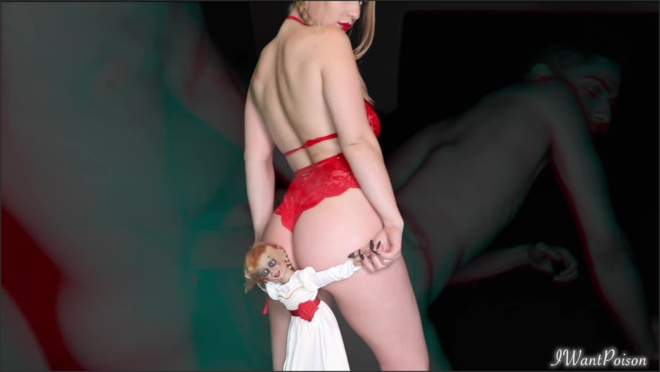 [Full HD] Goddess Poison - Coerced Bi - Halloween Edition! Goddess Poison - Manyvids-00:13:00 | Size - 804,6 MB