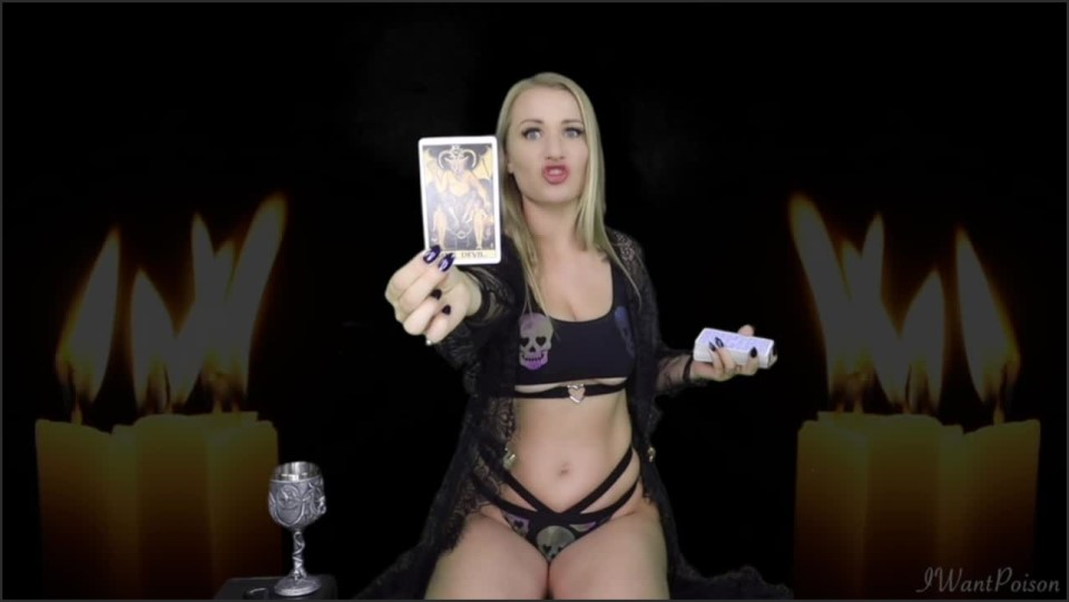 [HD] Goddess Poison - Insidious Succubus! Pleasure Portal Goddess Poison - Manyvids-00:11:06 | Size - 585,4 MB