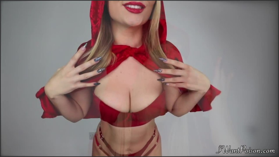[HD] Goddess Poison - Little Red Mesmerize Goddess Poison - Manyvids-00:15:00   Size - 240,9 MB