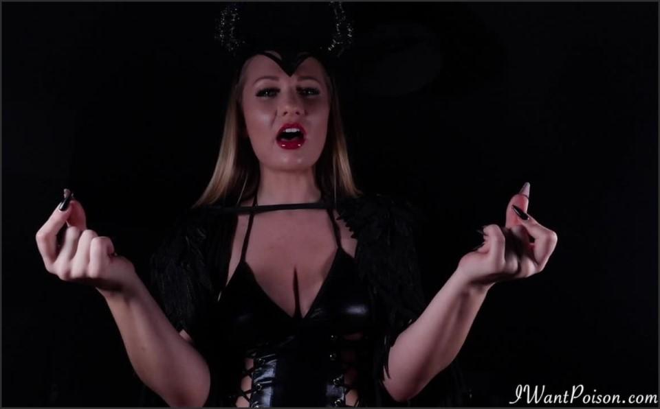[HD] Goddess Poison - Maleficent Mesmerize - Mistress Of Evil Goddess Poison - Manyvids-00:15:41 | Size - 577,4 MB
