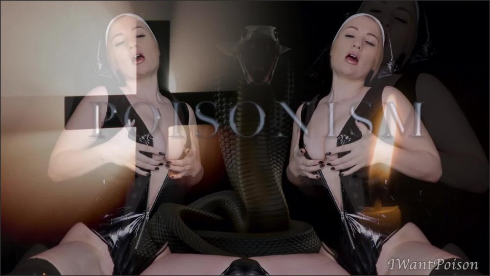 [Full HD] Goddess Poison - Poisonism 3 - Worship The Serpent Goddess Poison - Manyvids-00:12:00   Size - 729,7 MB