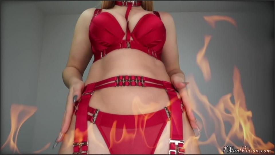 [HD] Goddess Poison - The DEVIL COERCED Me To Do It - Mesmerize Goddess Poison - Manyvids-00:26:25   Size - 1,1 GB