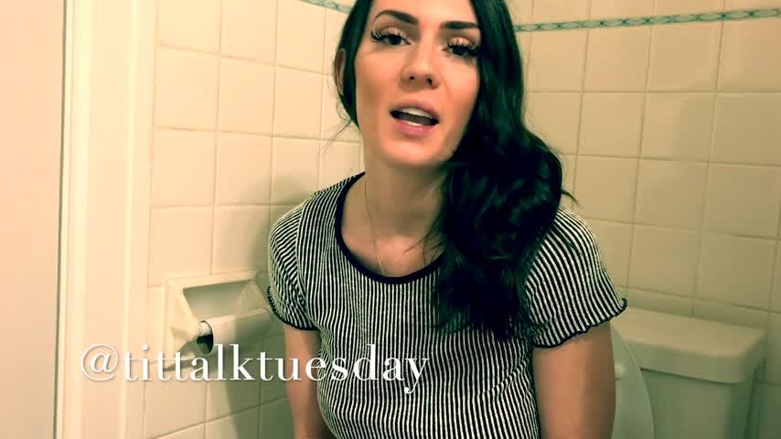 [Full HD] Iamyetti Tit Talk Tuesday Episode 10 Iamyetti - ManyVids-00:12:15   Pee,Brunette,Big Boobs,Intelligence Fetish,Adult School - 491,9 MB