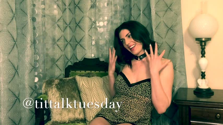 [Full HD] Iamyetti Tit Talk Tuesday Episode 8 Iamyetti - ManyVids-00:14:19 | Intelligence Fetish,Brunette,Adult School,Big Boobs,Teacher Fetish - 2 GB