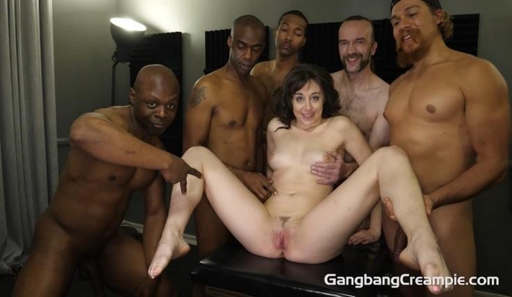 [Full HD] Jenna Noelle - GangBang Creampie 289 Jenna Noelle - SiteRip-00:34:11 | 6 Creampies, Interracial, Deepthroat, Brunettes, MILF, Blowjobs, First Timer, Gangbang, Natural, Hairy Pussy Bush - ...
