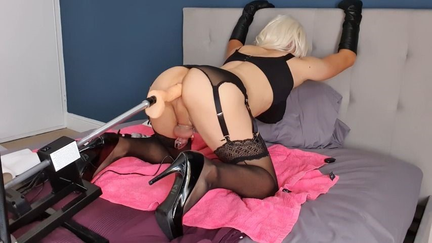 [Full HD] Jessicaxd Fuck Machine In Lingerie Ruined Orgasm JessicaXD - ManyVids-00:14:48 | Cross-Dressing,Fetish,Fucking Machines,High Heels,Sissy Training - 326,8 MB