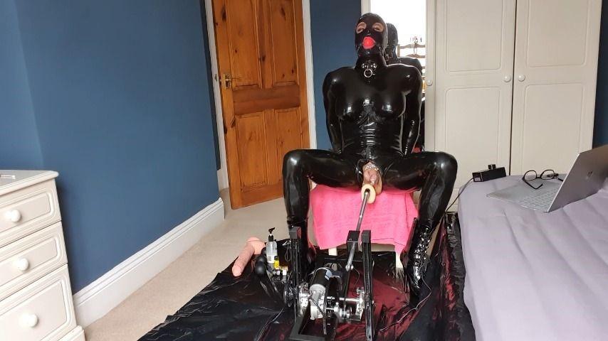 [Full HD] jessicaxd latex sissy doll fucking machine JessicaXD - ManyVids-00:19:58   Latex,Doll Fetish,Boot Fetish,Fetish,Fuck Machine - 406,5 MB