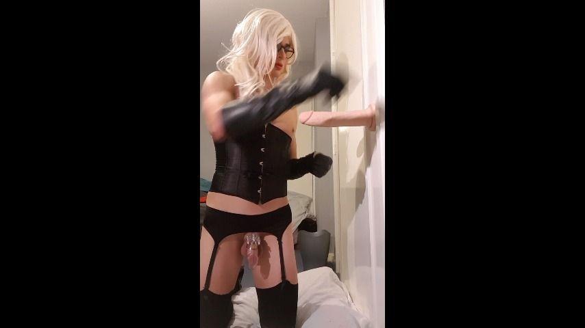[Full HD] Jessicaxd Sissy Slut Training JessicaXD - ManyVids-00:12:03 | Chastity Devices,Corset,Fetish,Glove Fetish,Sissy Training - 357,1 MB