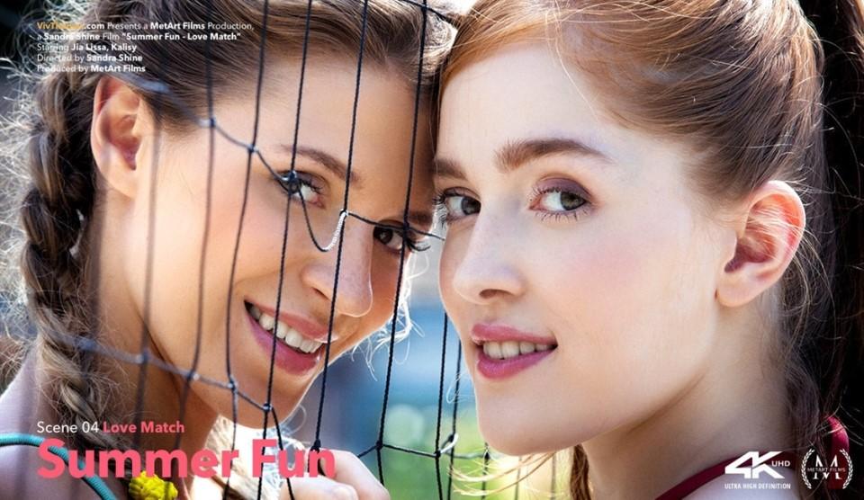 [HD] Jia Lissa & Kalisy - Summer Fun Episode 4 - Love Match Jia Lissa & Kalisy - SiteRip-00:27:13 | Lesbian - 783,5 MB
