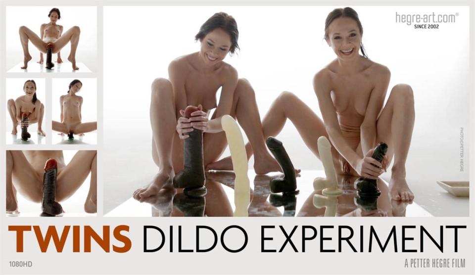 [4K Ultra HD] Julietta & Magdalena - Twins Dildo Experiment Julietta & Magdalena - SiteRip-00:28:53   slim, petite, flexible, athletic, Ukraine, medium tits, studio, shaved, perky nipples, spreadin...