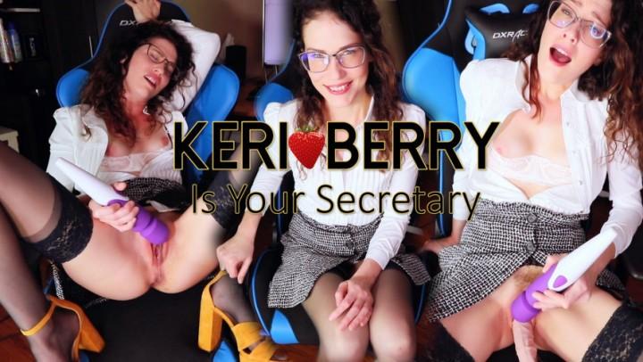 [Full HD] Keri Berry Keri Berry Is Your Secretary Keri Berry - ManyVids-00:13:28 | Boss/Employee,Secretary,Eye Glasses,Vibrator,Virtual Sex - 4,7 GB
