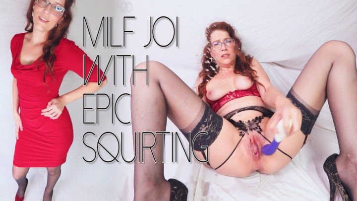 [Full HD] Keri Berry Milf Joi Squirt Keri Berry - ManyVids-00:10:36 | Femdom,MILF,Squirt,Squirting,Vibrator - 3,7 GB