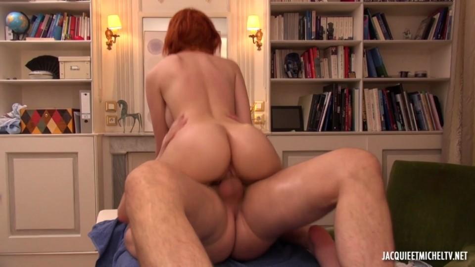[Full HD] Kirsten. Kirsten, Bombe Atomique Kirsten - SiteRip-00:47:08   RedHead, Pussy Licking, Blowjob, Anal, Amateur, Debut, Massage, Hardcore - 1,2 GB
