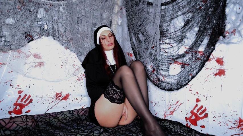 [Full HD] Kitty Moon Naughty Possessed Nun Masturbates Kitty Moon - ManyVids-00:06:19 | Costume,Halloween,Non-Nude,Religious,Fetish,SFW - 218,3 MB