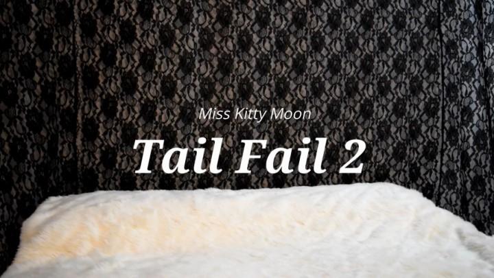 [Full HD] Kitty Moon Tail Fail 2 Kitty Moon - ManyVids-00:10:08 | Anal Play,Ass,Butt Plug,Redhead,Solo Female - 590,8 MB