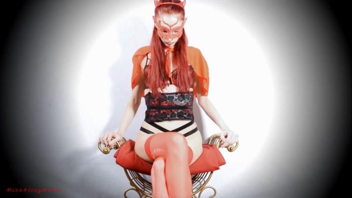 [Full HD] Kitty Moon The Devils Wand Kitty Moon - ManyVids-00:14:00 | Costume,Halloween,Hitachi,Topless,Masturbation - 170,2 MB