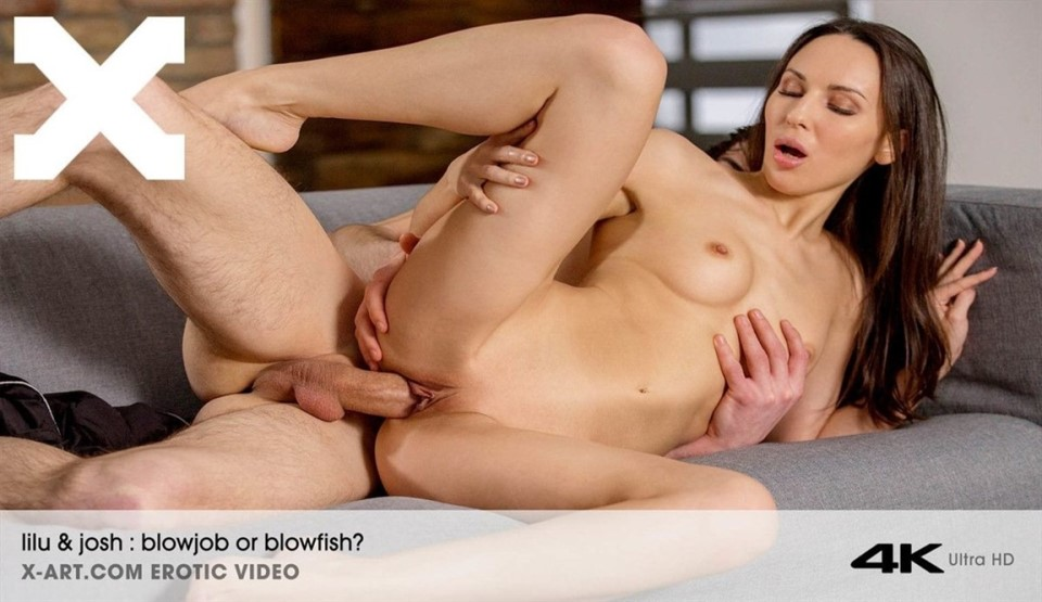 [] Lilu Moon. Blowjob or Blowfish Lilu Moon - SiteRip-00:20:32 | All Sex - 1,2 GB