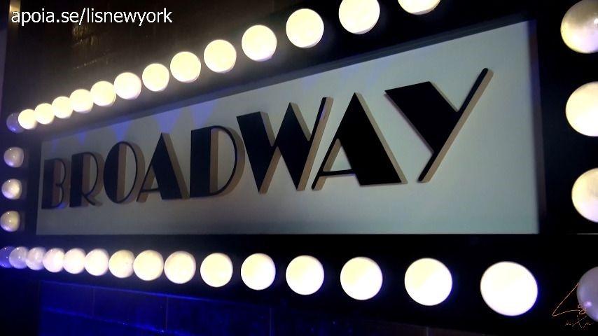 Lis Xxx Lis At New York Teaser