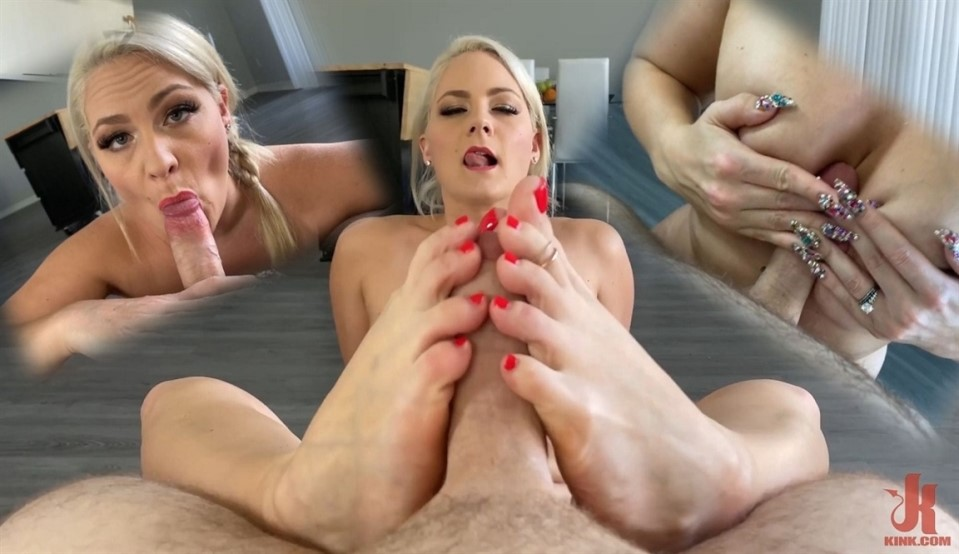 [HD] Lisey Sweet - The Sweetest Cocktease Lisey Sweet, Mr. Sweet - Kink.com-00:34:02 | Footjob, Handjob, Blowjob, Cumshots, Hardcore, POV - 1,2 GB