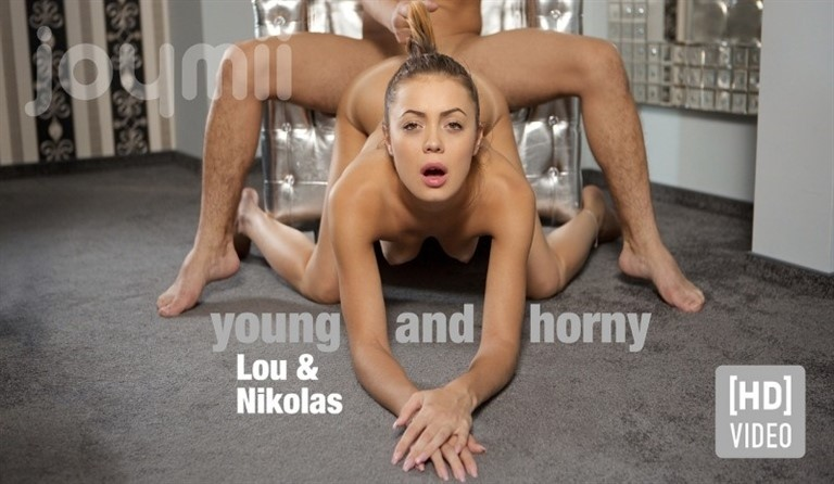 [Full HD] Lou and Nikolas. Young and Horny Lou and Nikolas - SiteRip-00:15:49 | Hardcore, Teen, All Sex - 694,4 MB