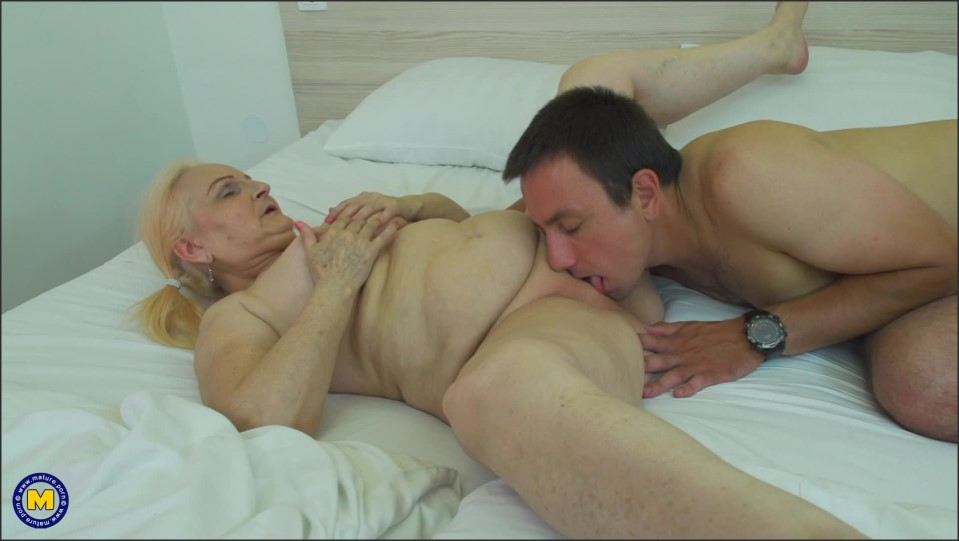 [Full HD] MaireAnn - Naughty Granny wants a young cock for steamy sex MaireAnn (64) - SiteRip-00:28:57 | Blowjob, Old, Cum - 1,1 GB