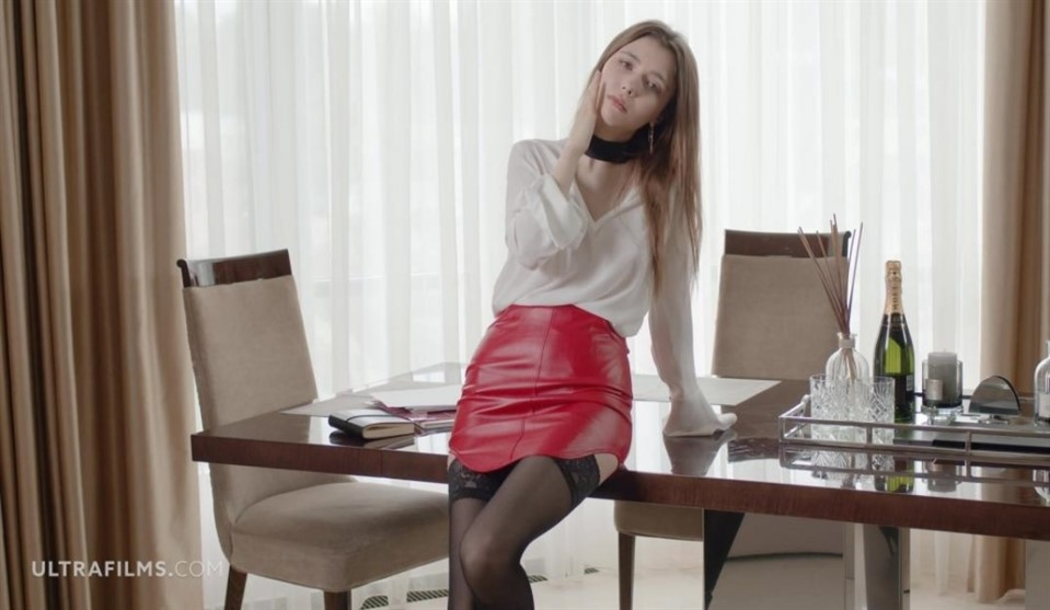 [Full HD] Mila Azul - Perfect Date With Mila Mix - SiteRip-00:22:27 | Solo, Stockings, Big Tits, Masturbation, Shaved Pussy - 1,8 GB