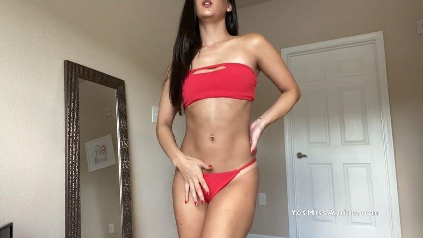 [Full HD] Miss Amina Be My Caged Cuck 2 Beach Date Miss Amina - ManyVids-00:15:10   Cuckolding,Financial Domination,Femdom POV,Bikini - 306,8 MB